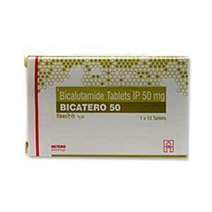Bicatero 50mg Tablet Price