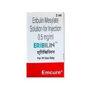 Eribilin 0.5mg Injection Price