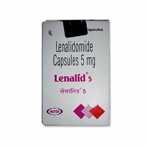 Lenalid 5 mg Capsules Price