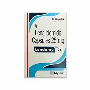 Lendomy 25mg Capsule Price