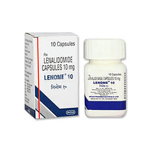 Lenome 10mg Capsules Price