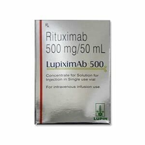 Lupiximab 500mg Injection Price