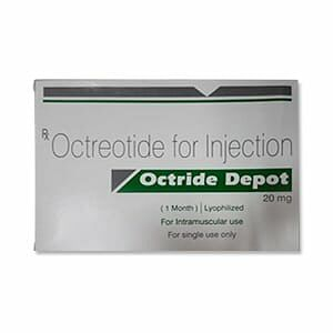 Octride Depot 20mg Injection Price