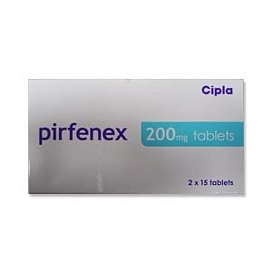 Pirfenex 200mg Tablet Price