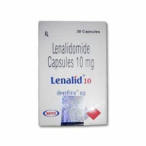 Lenalid 10mg Capsule Price