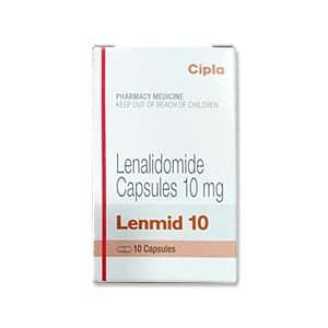 Lenmid 10mg Capsule Price