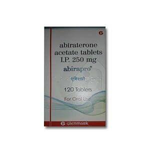 Abirapro 250mg Tablets Price