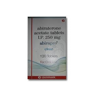 Abirapro 250mg Tablets Price