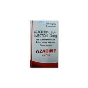 Azadine 100mg Injection Price