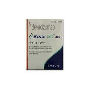 Bevarest 400mg Injection Price