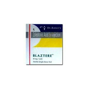 Blaztere 4mg Injection Price