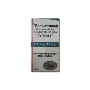 Cyramza 100mg Injection Price