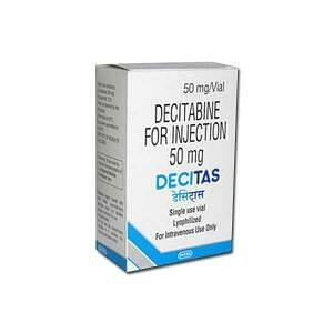 Decitas 50mg Injection Price