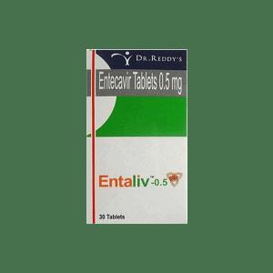 Entaliv 0.5mg Tablets Price