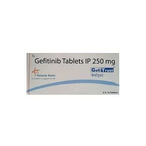 Gefitrust 250mg Tablets Price