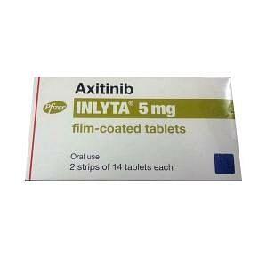 Inlyta 5mg Tablets Price