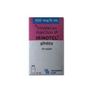 Irinotel 100mg/5ml Injection Price