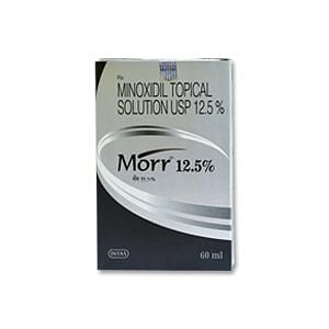 Morr 12.5% Topical Solution Price