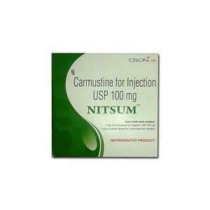 Nitsum 100mg Injection Price