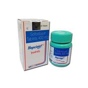 Hepcinat 400mg Tablet Price