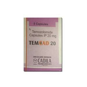 TemCad 20 mg Capsules Price