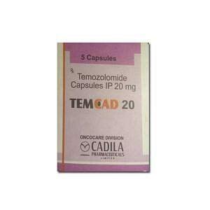 TemCad 20 mg Capsules Price