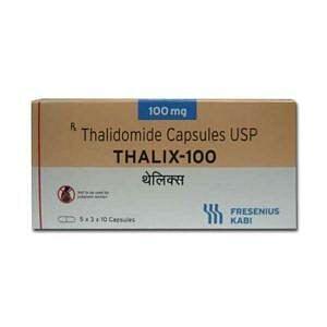 Thalix 100mg Capsules Price