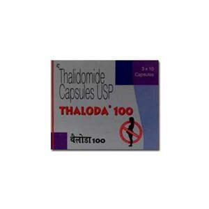 Thaloda 100mg Capsules Price