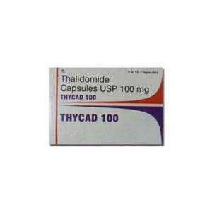 Thycad 100mg Capsules Price