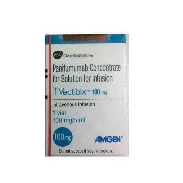 Vectibix Injection Price
