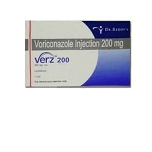 Verz 200 mg Injection Price