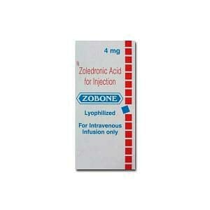 Zobone 4 mg Injection Price