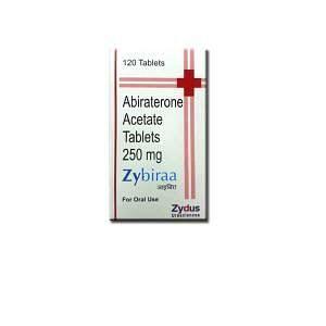 Zybiraa 250 mg Tablets Price