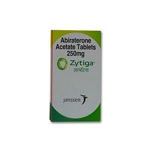 Zytiga 250 mg Tablets Price