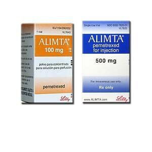 Alimta 100mg Injection Price