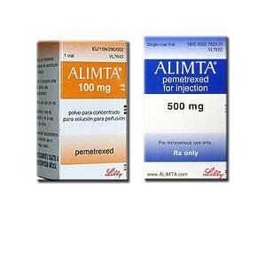 Alimta 100mg Injection Price