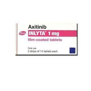 Inlyta 1 mg Tablets Price