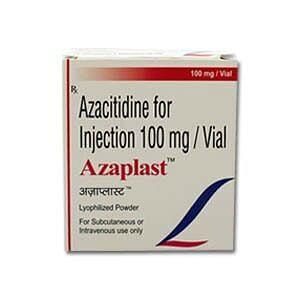 Azaplast 100mg Injection Price