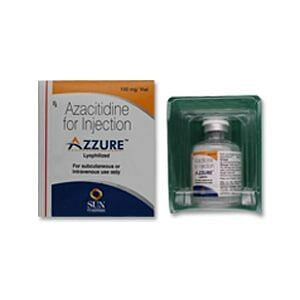 Azzure 100mg Injection Price