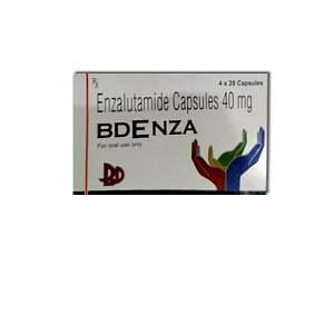Bdenza 40 mg Capsules Price