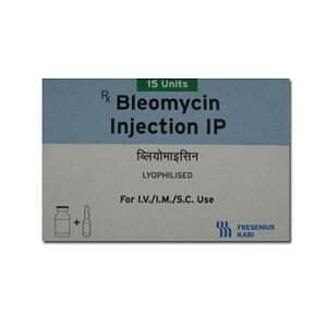 Bleomycin 15 IU Injection Price