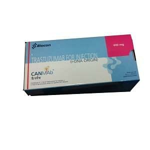 Canmab 440 mg Injection Price