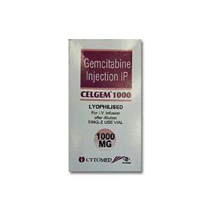 Celgem 1000mg Injection Price
