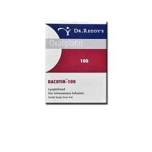 Dacotin 100 mg Injection Price