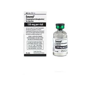 Emend 150 mg Injection Price