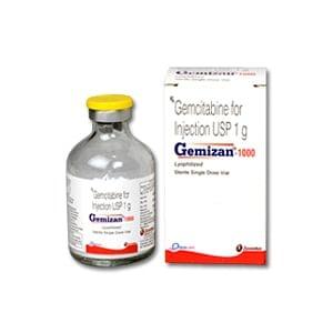 Gemizan 1000mg Injection Price