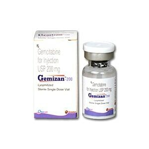 Gemizan 200mg Injection Price