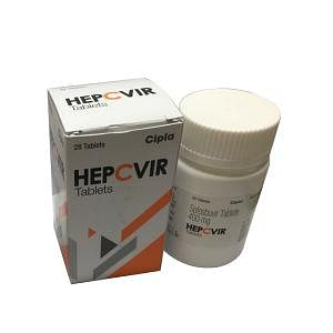 Hepcvir 400 mg Tablets Price