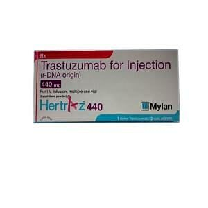 Hertraz 440mg Injection Price