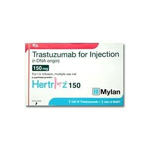 Hertraz 150mg Injection Price
